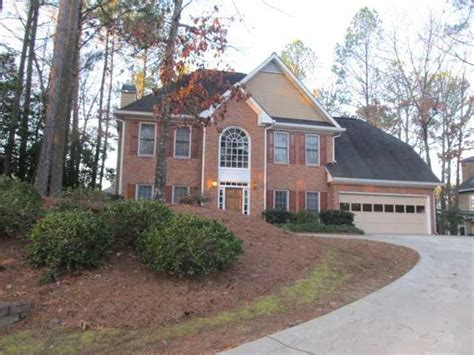 foreclosure home for sale 204 colonial dr woodstock