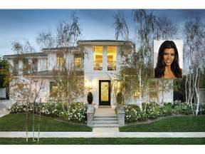 And kourtney kardashian new house on luxury calabasas real estate