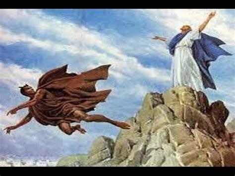 Imagenes De Dios Venciendo A Satanas | jesucristo venci 243 al demonio youtube