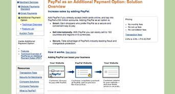 How To Use Ebay Gift Card Without Paypal - how to use paypal to accept credit card payments 6 steps