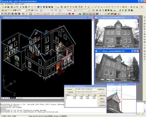 House Plan Designer Free by Photo Mess Systeme Ag Elcovision 10 Cad Plugins