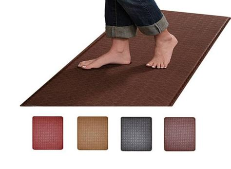 Padded Floor Mats by Commercial Padded Modern Kitchen Comfort Floor Mats