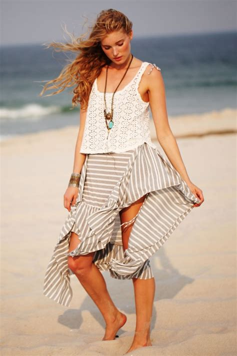 beach style free people ode to summer lookbook