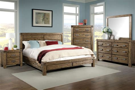 joplin 5 piece king bedroom set at gardner white