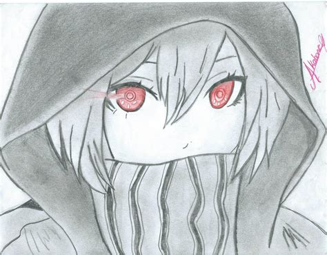 Anime Drawing anime drawing by hyakuya akabane on deviantart
