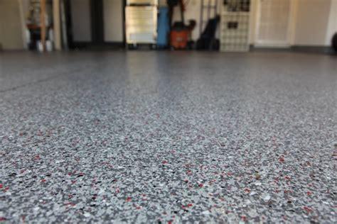 color flake concrete solutions decorative garage flooring