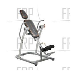 nordictrack weight bench nordictrack 174 revitalize 2 0 inversion 831 148950
