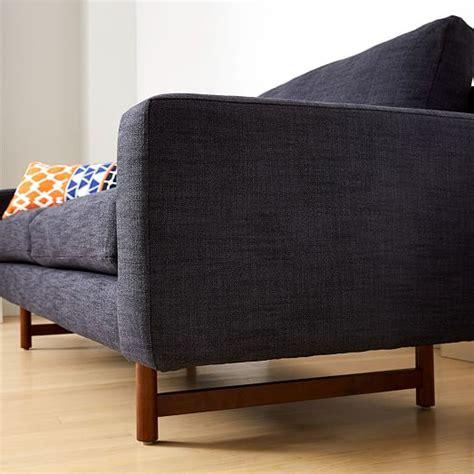 west elm eddy sofa review eddy sofa west elm