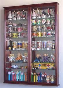 Glass Display Cabinet Ph Xl Shooter Glass Display Cabinet Rack Holder Ebay