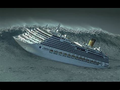 ship video 10 top ships in storm incredible video youtube