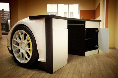 Lamborghini Office Set Up Office In Lamborghini Style Lamborghini Style Desk