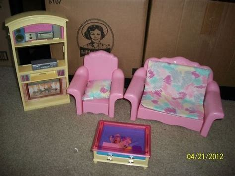 barbie living room furniture 167 best images about barbie furniture on pinterest
