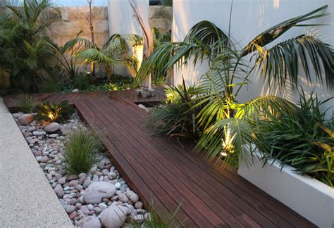 Ascher smith landscape designs tropical landscape perth by
