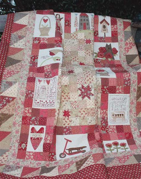 Quilt Fabric Delights 9 best images about natalie bird on quilt