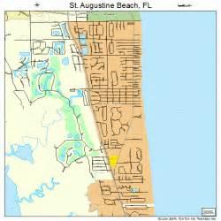 florida map st augustine st augustine florida map 1262525