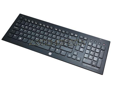 Keyboard Komputer Merek Hp 603288 161 kg 0981 hp 603288 161 wireless keyboard