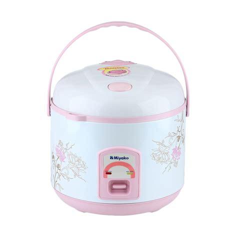 Rice Cooker Mini Miyako jual miyako mcm 638 rice cooker harga kualitas