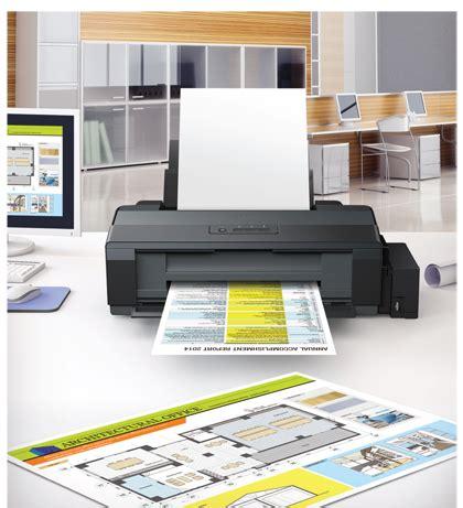 Epson L 1300 Printer A3 epson l1300 a3 ink tank printer ink tank system printers