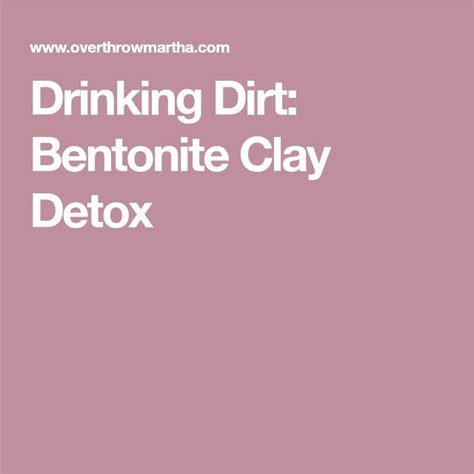 calcium bentonite clay tattoo removal best 25 bentonite clay detox ideas on