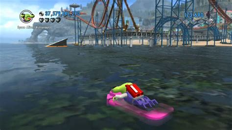 lego city undercover complete vehicle guide boats - Lego City Undercover Boat Call In Points