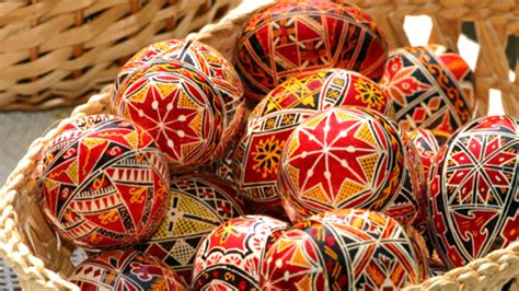 traditional ornaments from around the world traditii romanesti de paste paste fericit