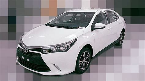 lexus corolla is this europe s 2016 toyota corolla facelift asia s new