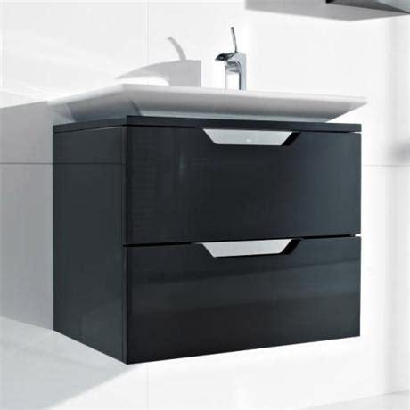Roca Bathroom Vanity Units Roca Kalahari N 2 Drawer Vanity Unit With W650mm Basin