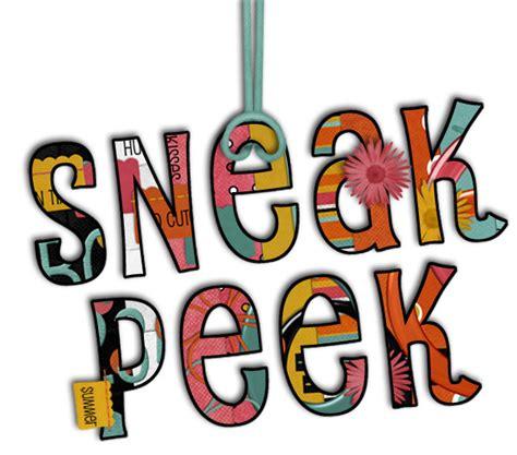 Sneak Peek by Sneak Peek Clipart
