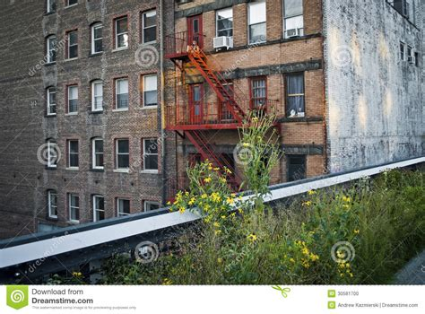 Apartment Complex West Side High Line Apartments Editorial Image Image 30581700
