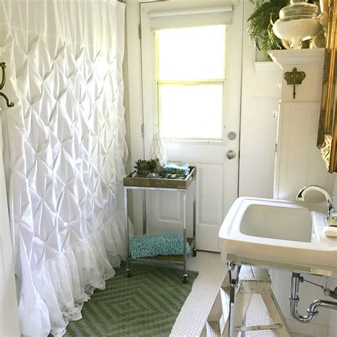 updating a small farmhouse bathroom hallstrom home
