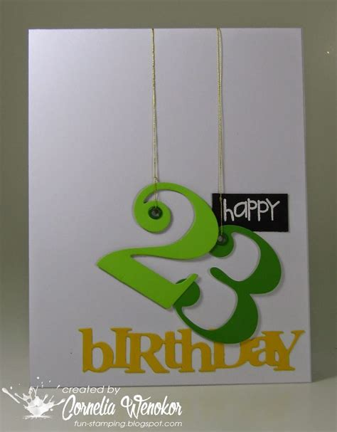 Birthday Card Templates For Him by 25 Best Ideas About Diy Birthday Cards On