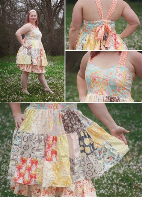Patchwork Skirt Tutorial - paisley s patchwork skirt pattern going home to roost