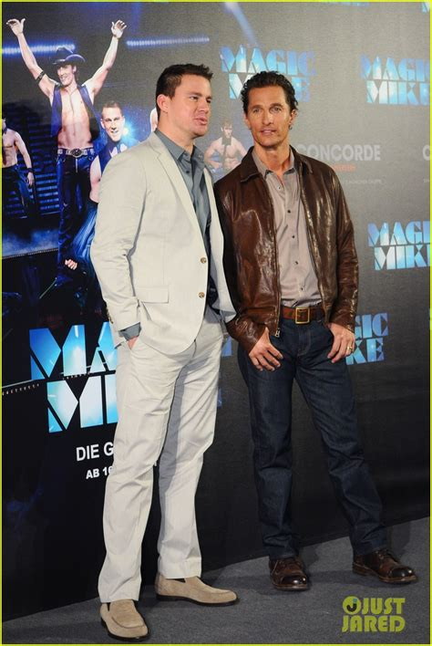 channing tatum matthew mcconaughey matt channing tatum matthew mcconaughey magic mike germany