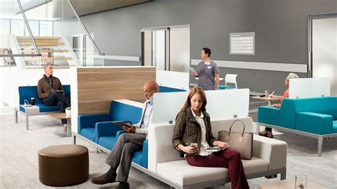 cooltech home comfort health spaces transition waiting steelcase