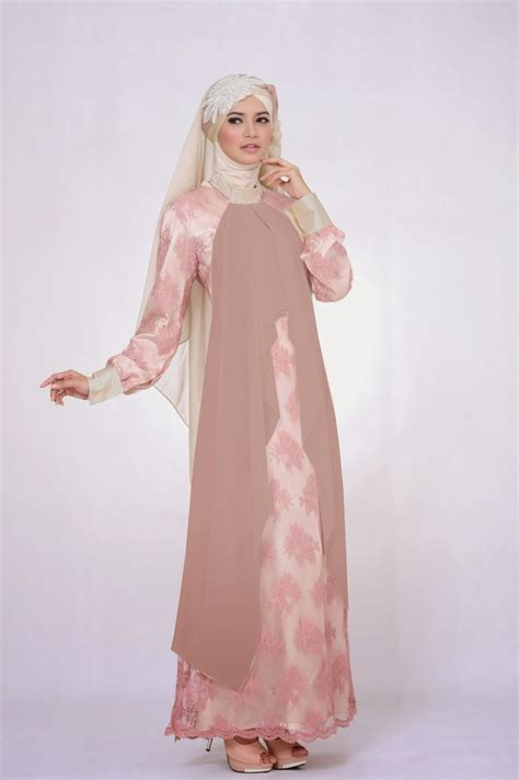 Model Busana Muslim Model Baju Gaun Pesta Hairstylegalleries