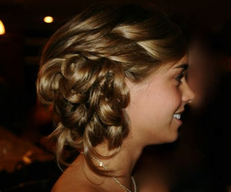 diy hairstyles for dance braided updo anna nimmity