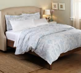 Blue Duvet Cover Full 100 Percent Cotton Printed Duvet Set Full Queen Quilt
