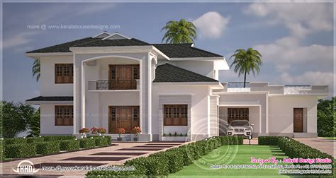 nice clean villa elevation exterior indian house plans house plans