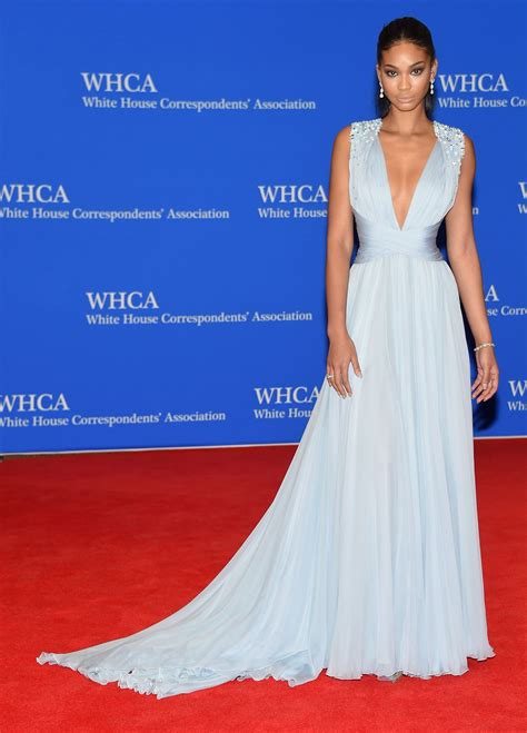 white house correspondance dinner chanel iman 2015 white house correspondents dinner in washington dc