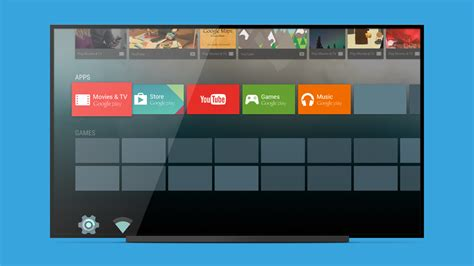adds android tv launcher to the play store