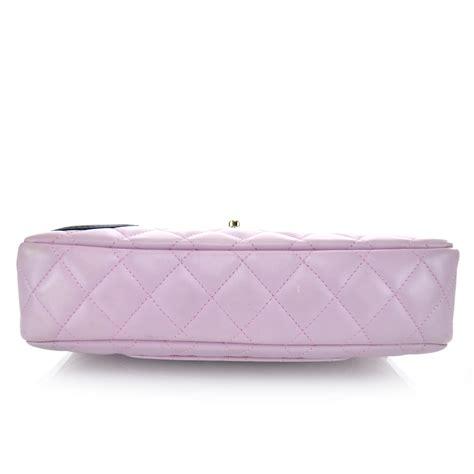Chanel Petal Pink Quilted Leather Shoulder Bag by Chanel Leather Quilted Cambon Shoulder Bag Pink 29419