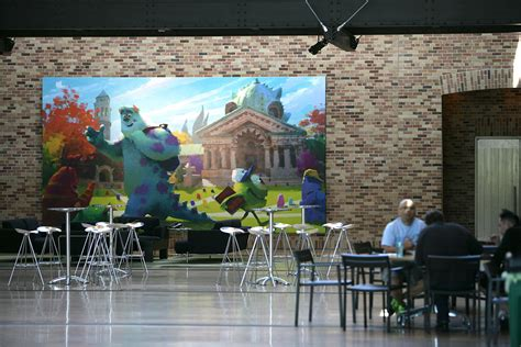 pixar offices pics for gt inside pixar offices