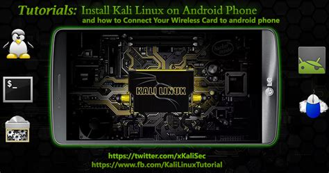 tutorial install kali linux di android install kali linux on android phone kalitut tutorial