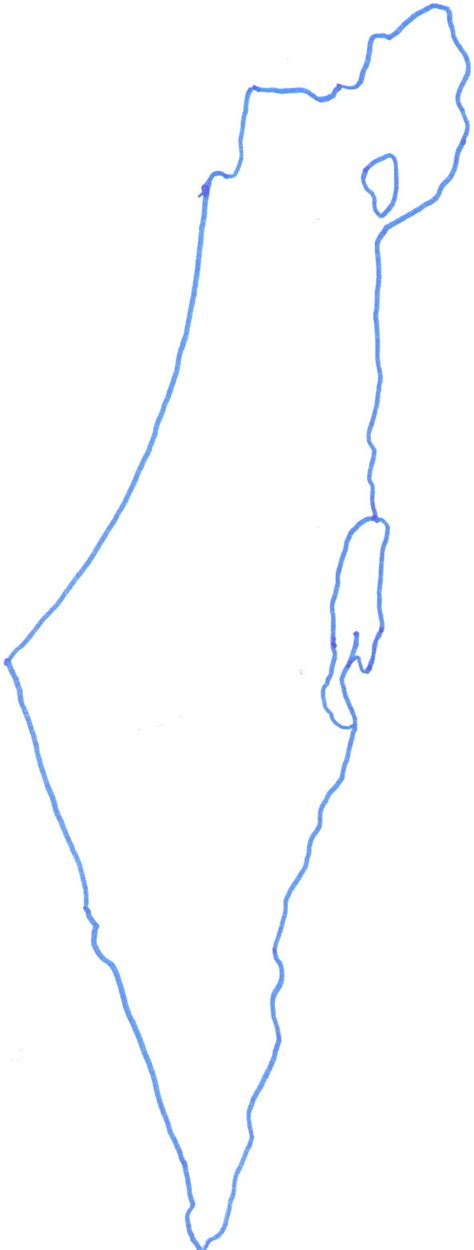 Free Outline Map Of Israel by Israel Outline Pictures To Pin On Pinsdaddy