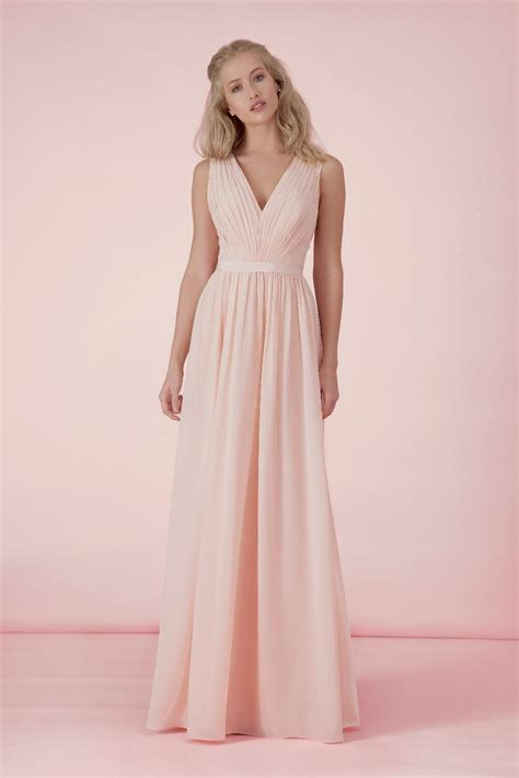 Light Pink Dresses by Light Pink Bridesmaid Dresses Naf Dresses