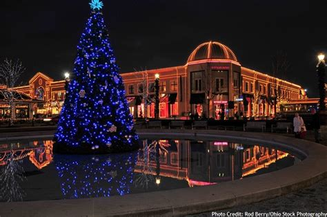 lights columbus ohio 24 best images about easton our home away from home on