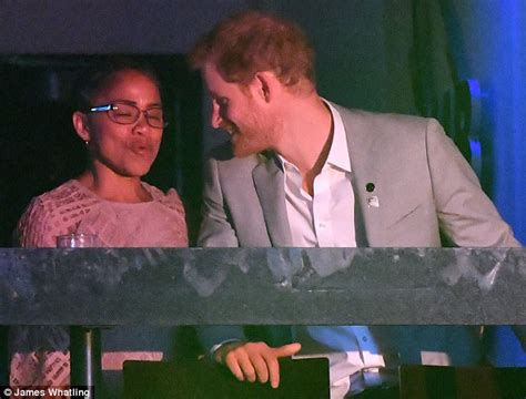 Meghan Markel And Prince Harry harry s getting on famously with meghan markle s mother