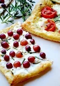 Puff Korean Grapes sweet and savory puff pastry pizzas erecipe