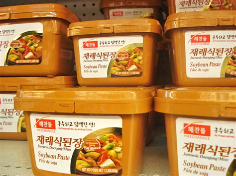 Cooking Light Beef Stew by Soybean Paste Doenjang Korean Cooking Ingredients