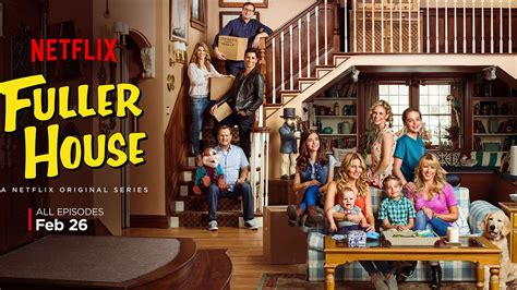 who lives in the full house house new fuller house teaser features the full cast hollywood reporter